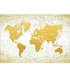 Confetti Weltkarte