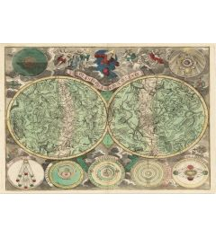 Planispherum Celeste Antik