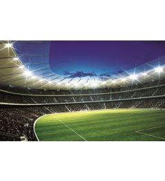 Fußball Stadion 2 4-teilige Fototapete 368x254cm