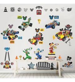 Disney Mickey Maus Wandtattoo Set