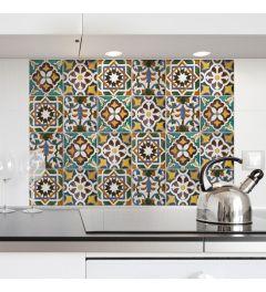 Wandtattoo Kachel Mosaik 65x47cm