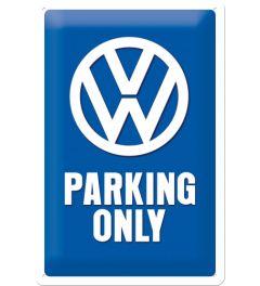 Volkswagen - Parking Only