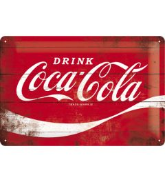 Coca-Cola - Logo - Rot