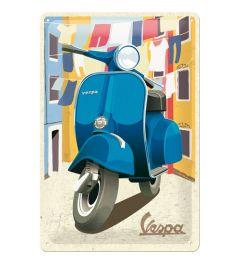 Vespa Italian Laundry Blechschilder 20x30cm