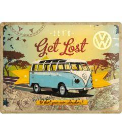 Volkswagen - Let's get lost