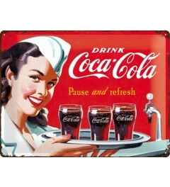 Coca-Cola - Pause and Refresh