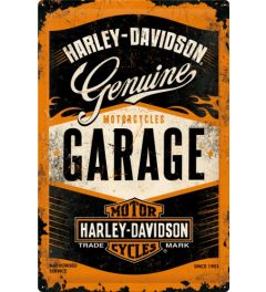 Harley Davidson - Genuine Garage