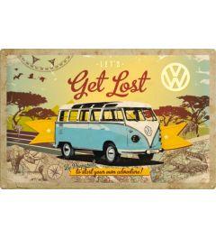 Volkswagen - Bulli - Let's Get Lost