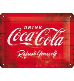 Coca-Cola - Refresh Yourself - Rot