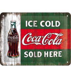 Coca-Cola - Ice Cold - Sold Here