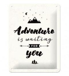 Adventure is waiting 15x20
