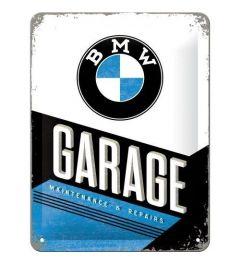 BMW Garage Blechschilder 15x20cm