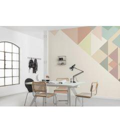 Delta Bauhaus 4-teilig Fototapete 400x280cm