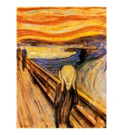 Munch The Scream Kunstdrucke 60x80cm