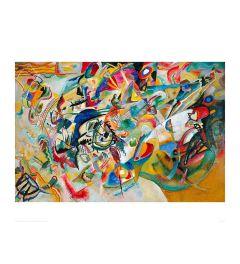 Kandinsky Composition V11 1913 Kunstdrucke 60x80cm