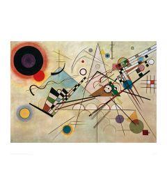 Kandinsky Composition V111 1913 Kunstdrucke 60x80cm