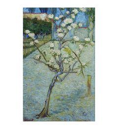Van Gogh Pear Tree Blossoms Kunstdrucke 60x80cm
