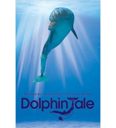 Dolphin Tale II Poster 46x69cm