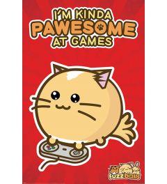 Fuzzballs Pawsome Gamer Poster 61x91.5cm