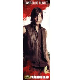 The Walking Dead Daryl Poster 53x158cm