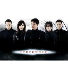 Torchwood - Cast White