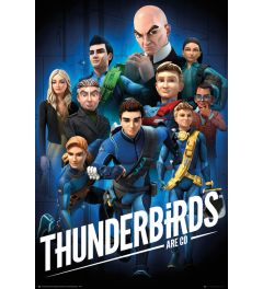 Thunderbirds - Are Go - Collage