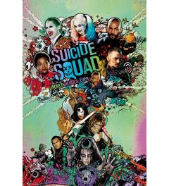 Suicide Squad - Worst Heroes Ever