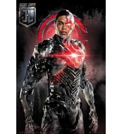 Justice League Cyborg Solo