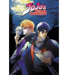 JoJo's Bizarre Adventure Mask Poster 61x91.5cm