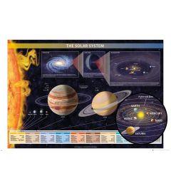 Chartex Solar-System Poster 61x91.5cm