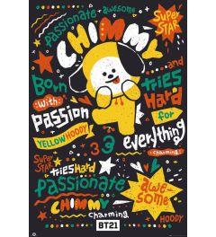BT21 Chimmy Poster 61x91.5cm