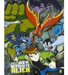 Ben 10 Ultimate Alien - Ultimate Group S.O.S
