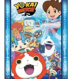 Yo-Kai Watch Poster 40x50cm