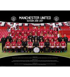 Manchester United - Team 16-17