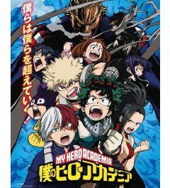 My Hero Academia Poster Staffel 2 40x50cm