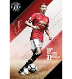 Manchester United Matic 17/18