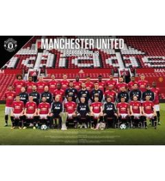 Manchester United Team Photo 17/18