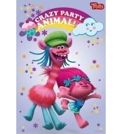 Trolls - Crazy Party Animal