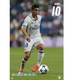 Real Madrid - James
