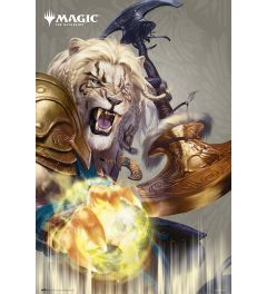 Magic The Gathering Ajani Poster 61x91.5cm