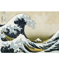 Great Wave - Hokusai