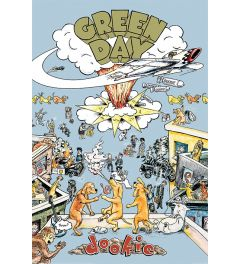 Green Day Dookie Poster 61x91.5cm