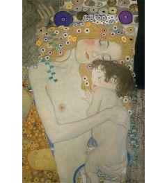 Gustav Klimt Mother and Child Poster 61x91.5cm