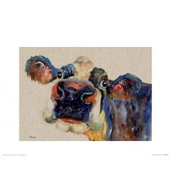 Hilda Art Print Jane Bannon 30x40cm