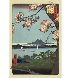 Hiroshige Masaki & Suijin Grove Poster 61x91.5cm