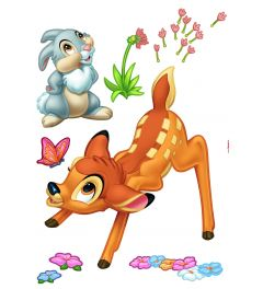 Bambi - Schnee