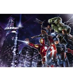 The Avengers - Citynight