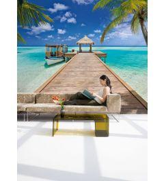 Vakantieverblijf aan het Strand - Interieur