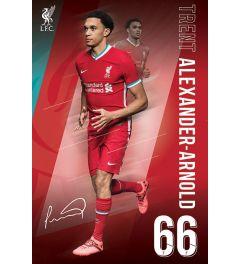Liverpool FC Alexander Arnold 20/2021 Season Poster 61x91.5cm