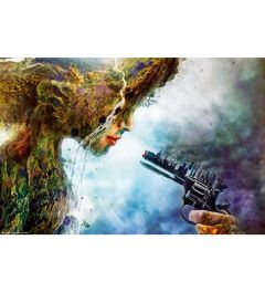 Mario Sanchez Nevado Betrayal Poster 61x91.5cm